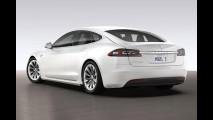 Tesla Model S restyling