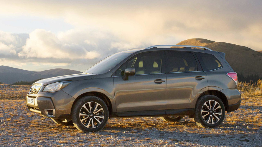 2018 Subaru Forester Gets Free Safety Tech Boost