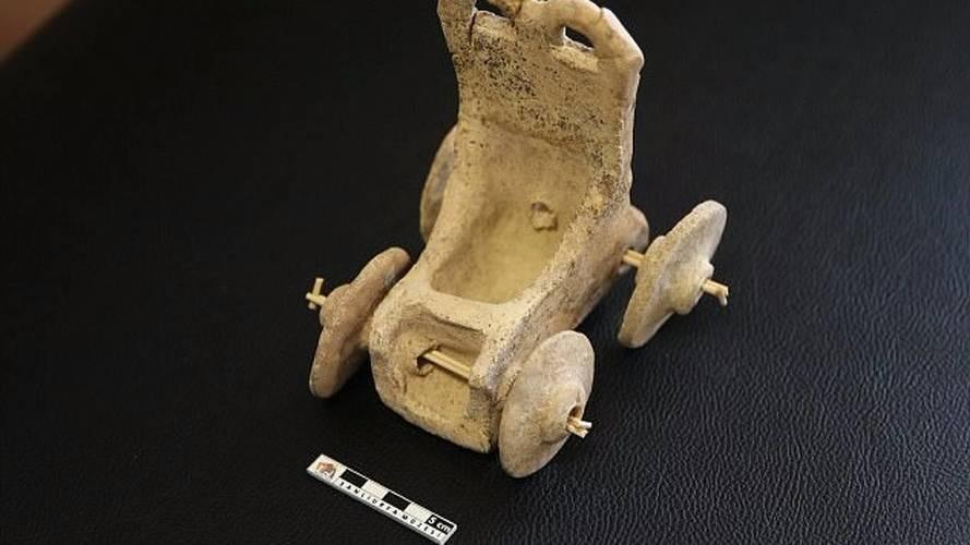 Ce jouet a 5000 ans et il a été retrouvé en Turquie
