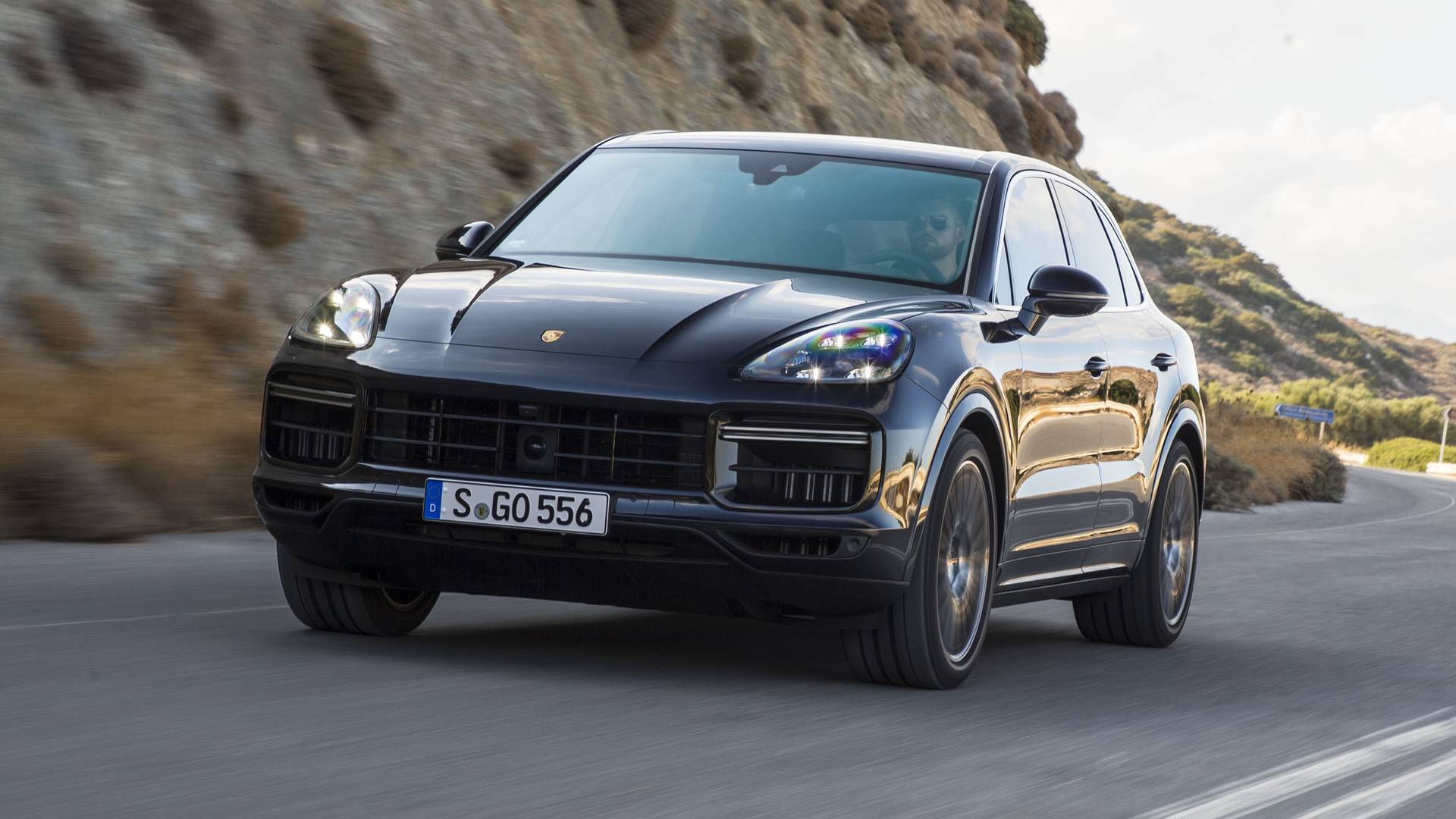 2019 porsche cayenne first drive everywhere fast