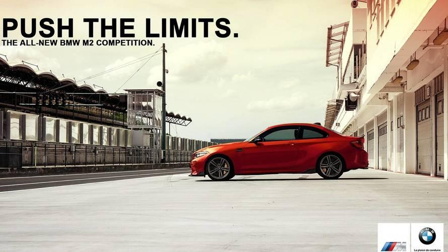 BMW M2 Competition'a tasarım yorumu geldi