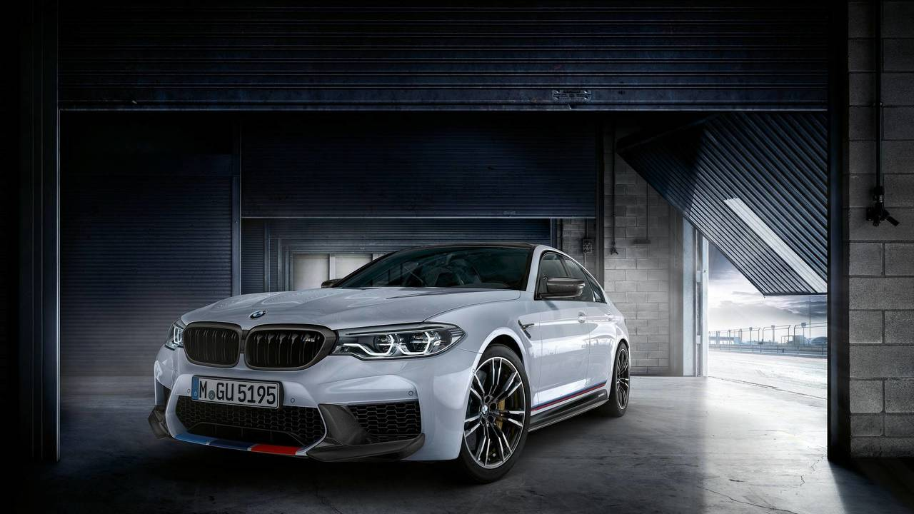 2018 bmw m5 with m performance parts photos. Black Bedroom Furniture Sets. Home Design Ideas