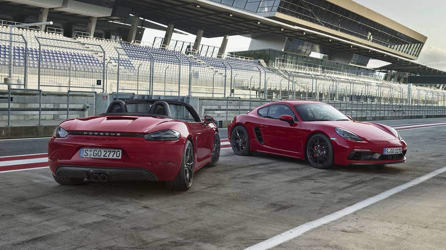 Porsche 718 GTS'i videolarla keşfedelim
