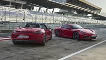 2018 Porsche 718 GTS Models