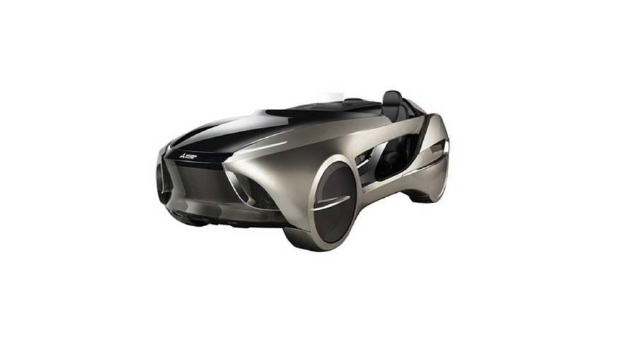 Mitsubishi Emirai 4 antecipa uso de realidade aumentada nos carros