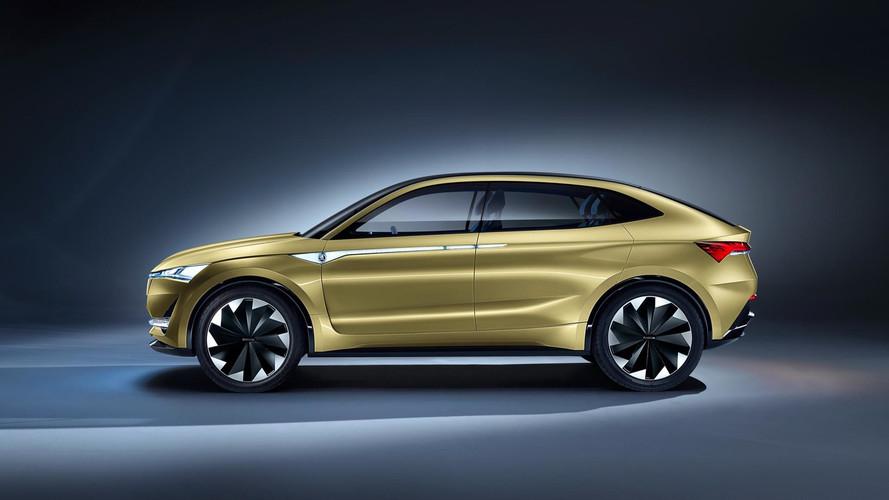 Škoda - Le troisième modèle RS sera 100 % électrique