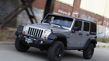 2012 Jeep Wrangler Call of Duty: MW3 Special Edition 02.09.2011