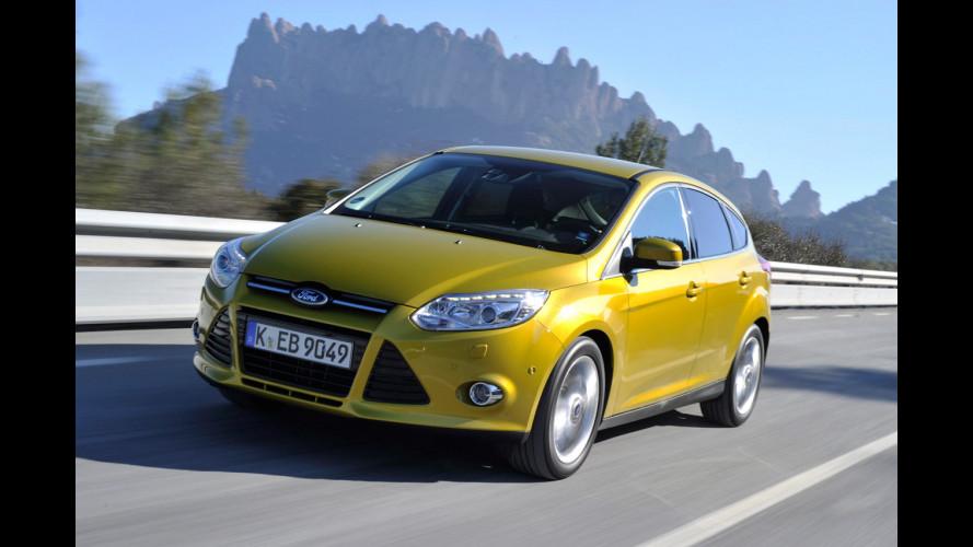 La produzione Ford sarà sempre più ecologica