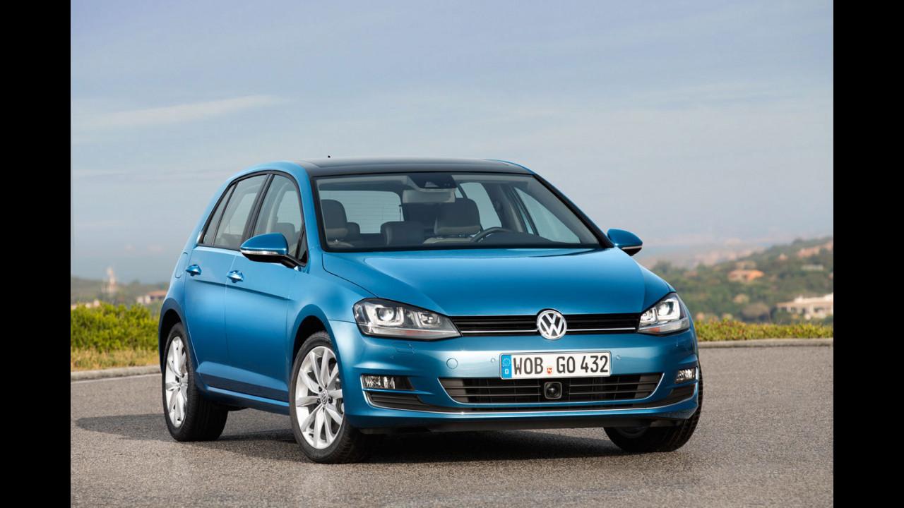 1) Volkswagen Golf