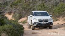 Essai Mercedes Classe X (2018)