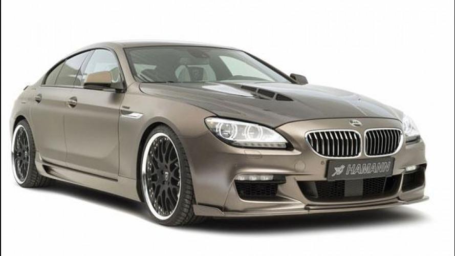 BMW Serie 6 Gran Coupé by Hamann