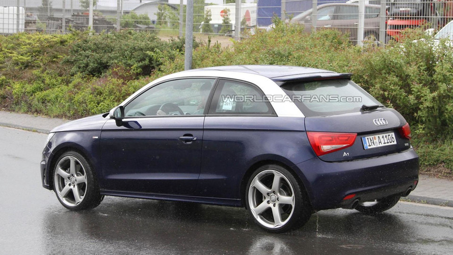 Audi S1 coming in late 2013 - report