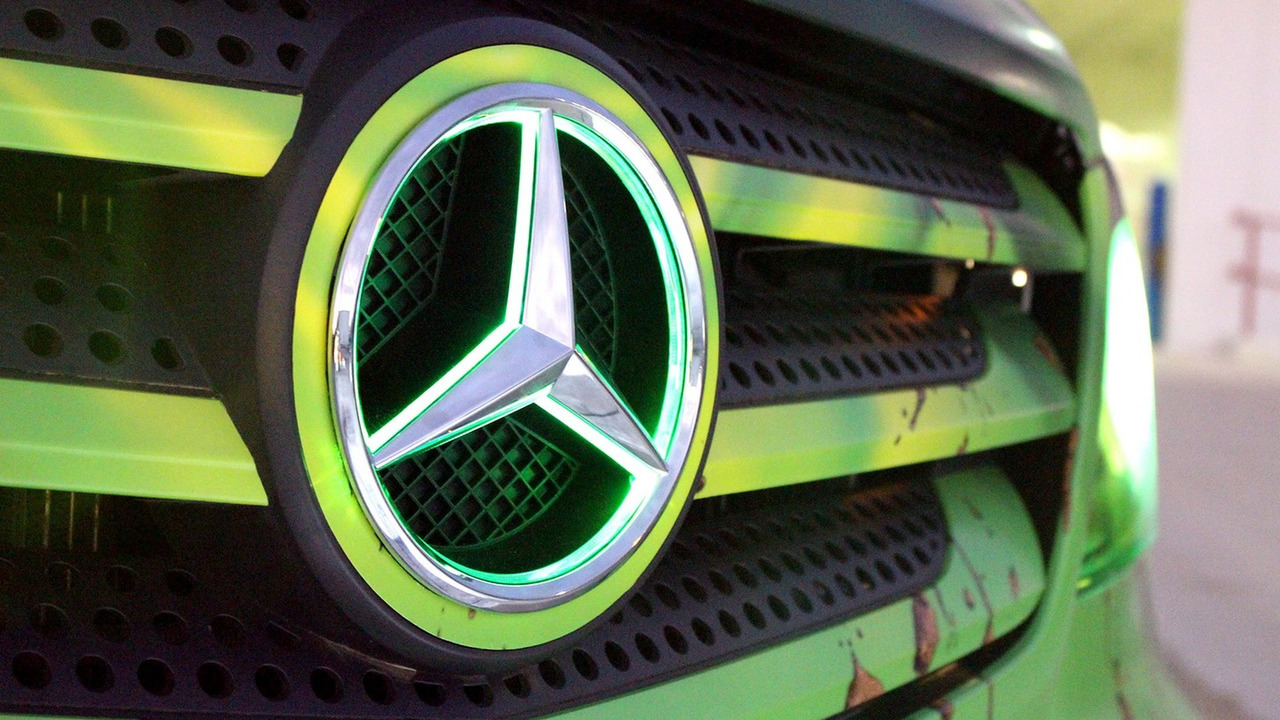 Mercedes Sprinter Extreme Concept