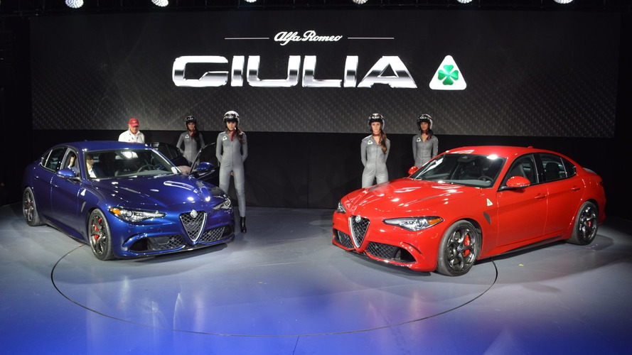 Alfa Romeo bringing lesser Giulia versions to Geneva