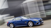 Mercedes-Benz SL facelift makes surprise web debut