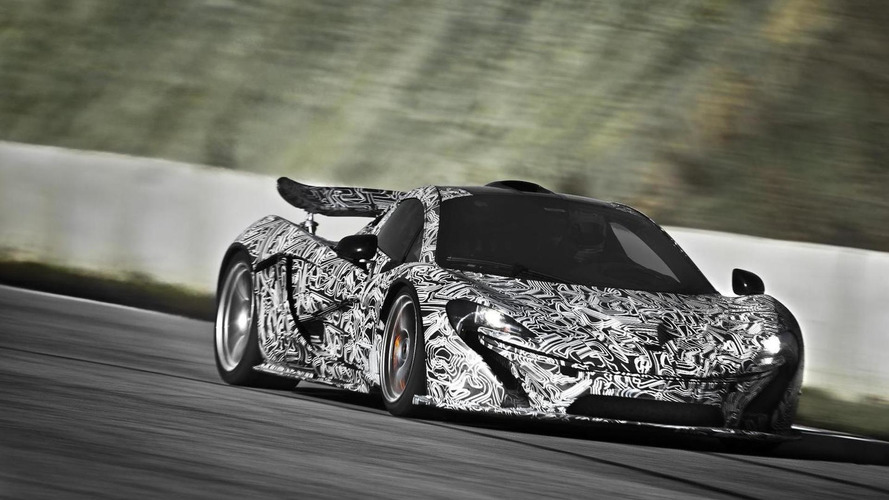 McLaren releases stunning video of P1 lapping the Nurburgring in less than seven minutes [video]