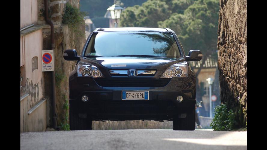 Honda CR-V Tour