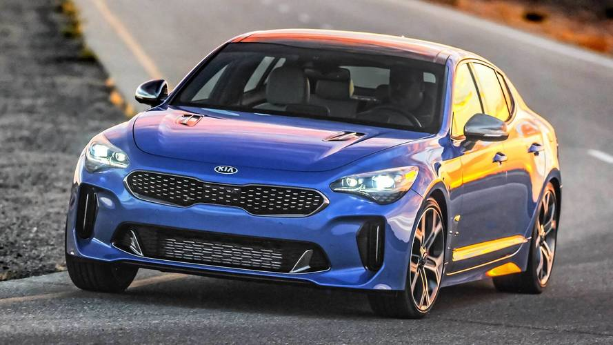 You Can Lease A New Kia Stinger For $299 A Month