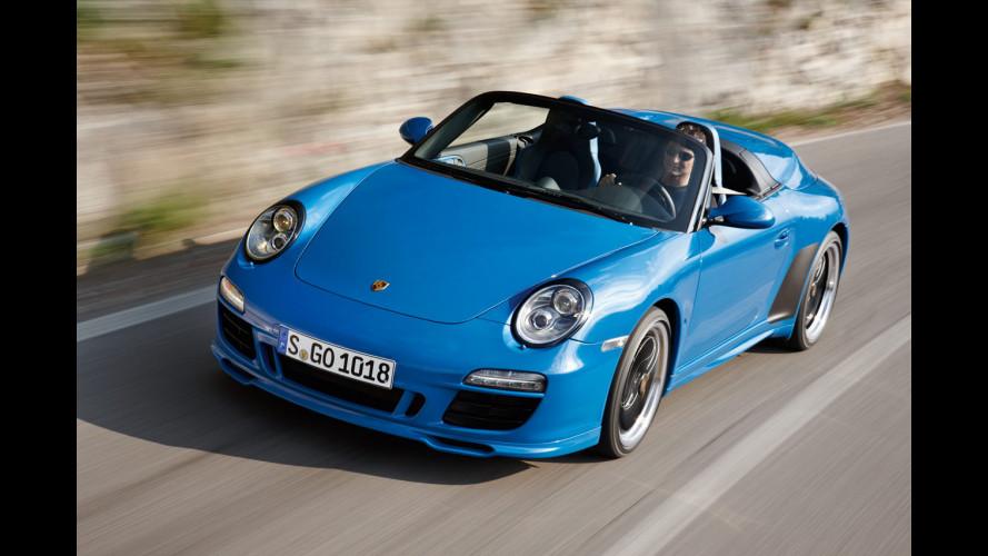 Porsche: nuovo modello a Los Angeles