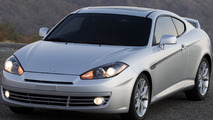 Hyundai Tiburon (second generation)