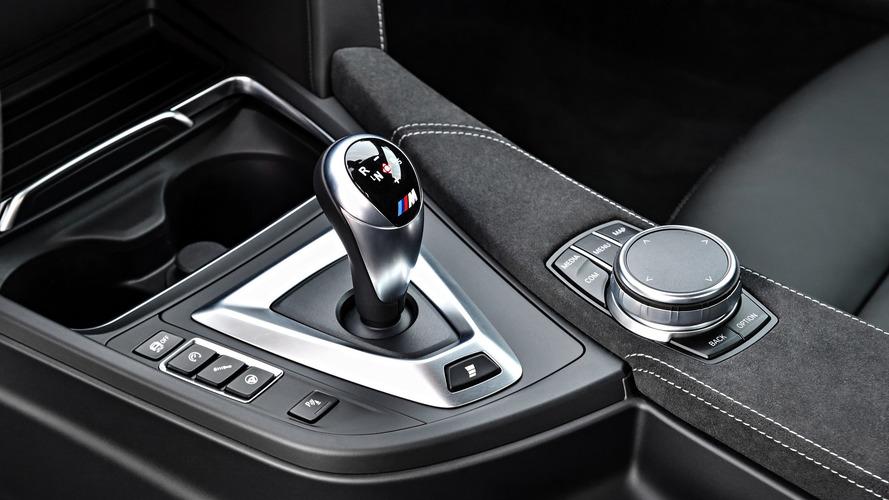 BMW prevê fim do câmbio manual e das caixas de dupla embreagem