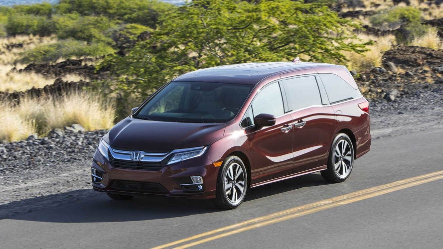 Oops: Porn Movies Found In Honda Odyssey's Entertainment App