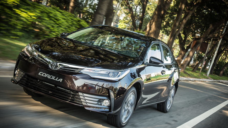 Semana Motor1.com - Corolla, Tiguan Allspace, Frontier e mais