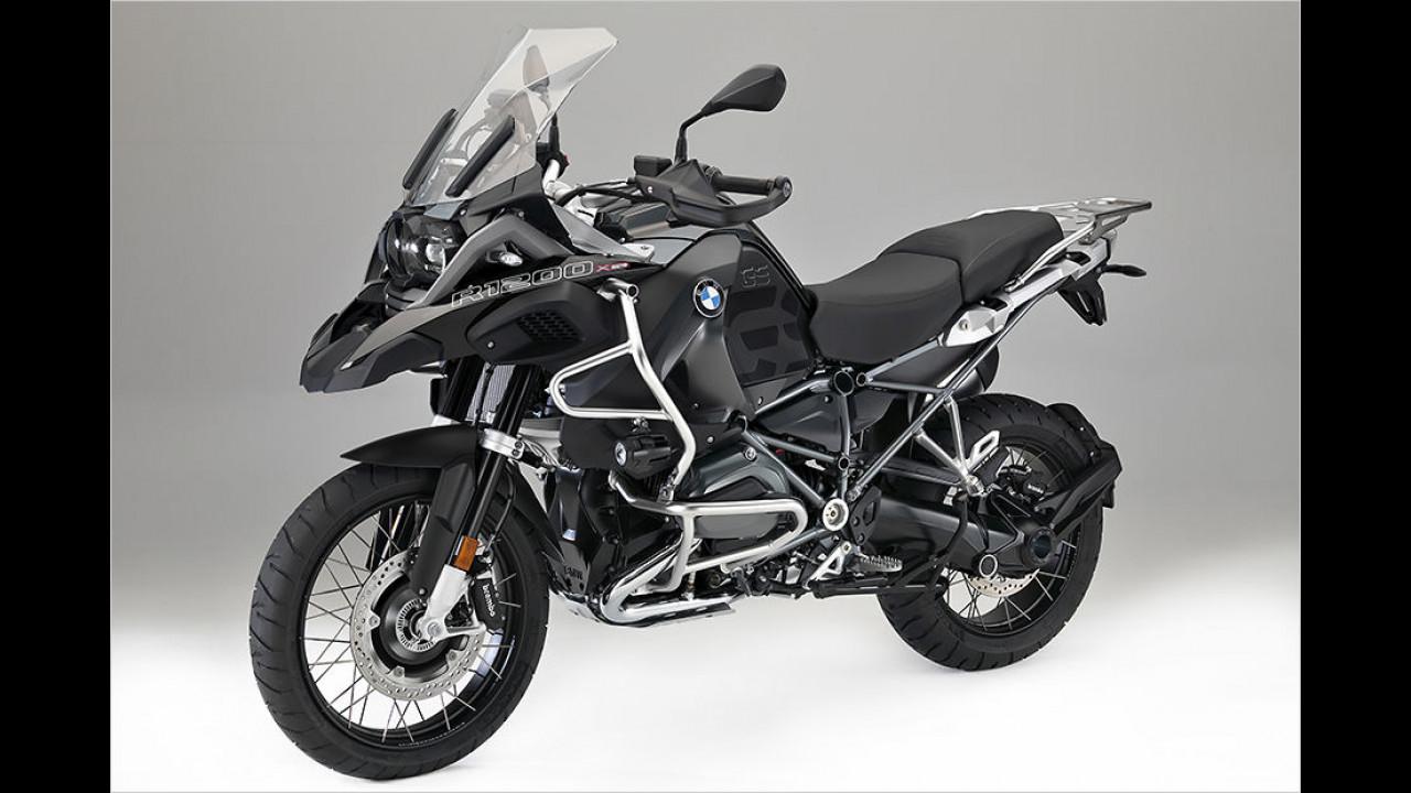 BMW Motorrad: Allrad-Reiseenduro mit Hybridantrieb