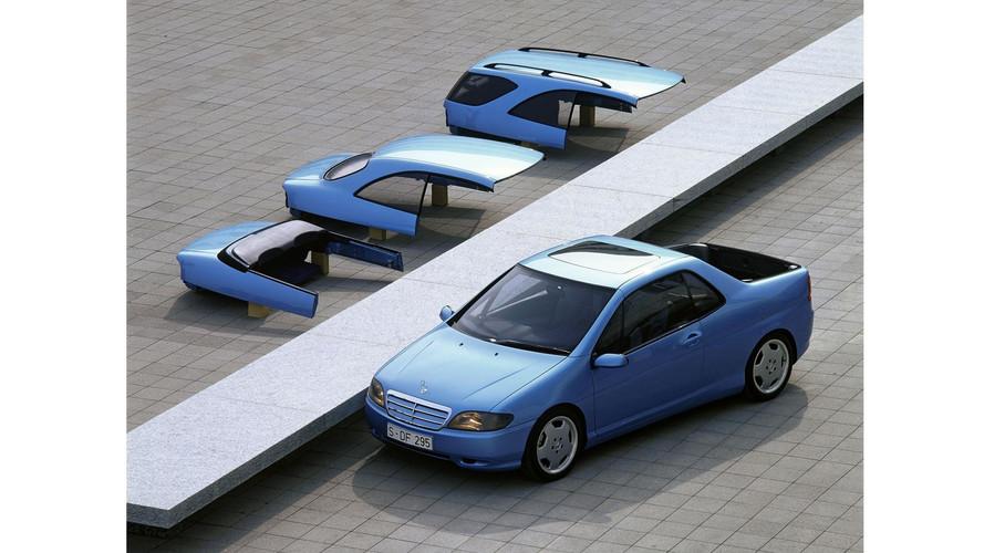 Mercedes Vario Research Car (1995)