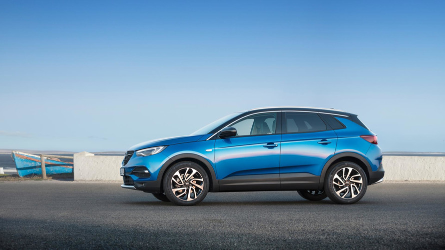 L'offensive se précise: Opel Grandland X