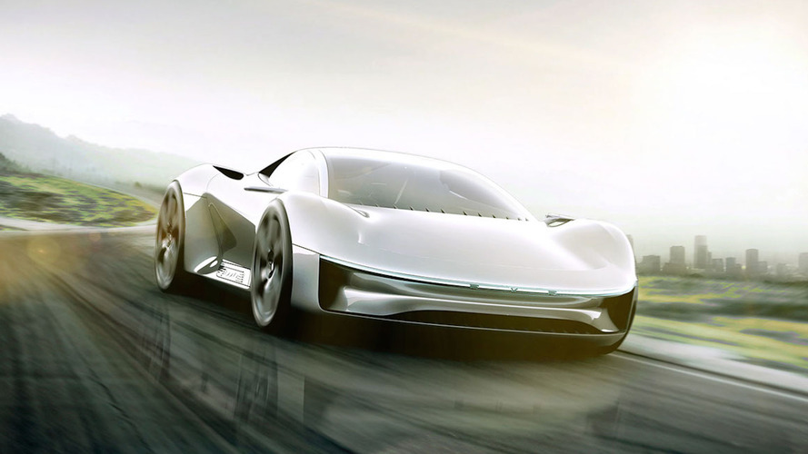 Apple Eve sports car concept is stunning, will never happen