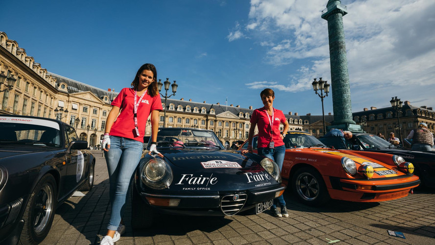 100 equipos inscritos en el Richard Mille Rallye des Princesses en Francia