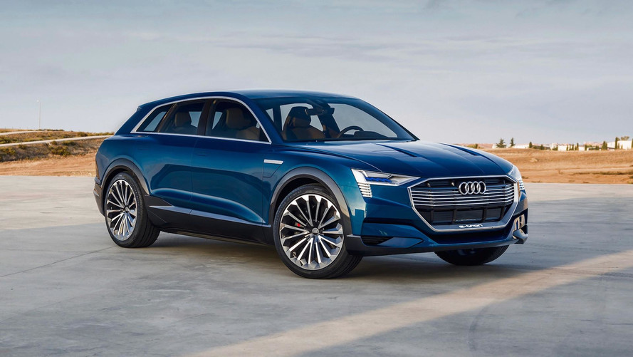 Audi Promises 12 EVs By 2025, Will Build Electric Models Globally