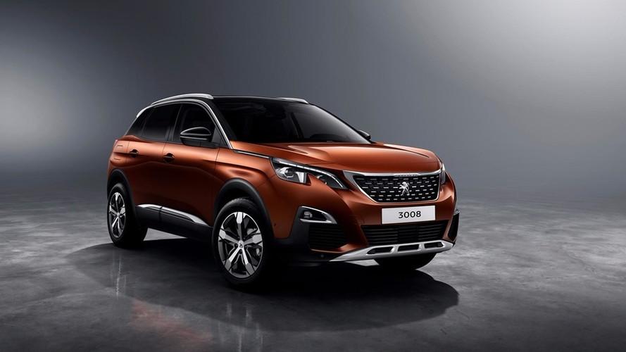 Pré-venda do Novo Peugeot 3008 acaba em 2 horas