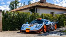 KVC - Le McLaren Tour fait étape dans le Bordelais