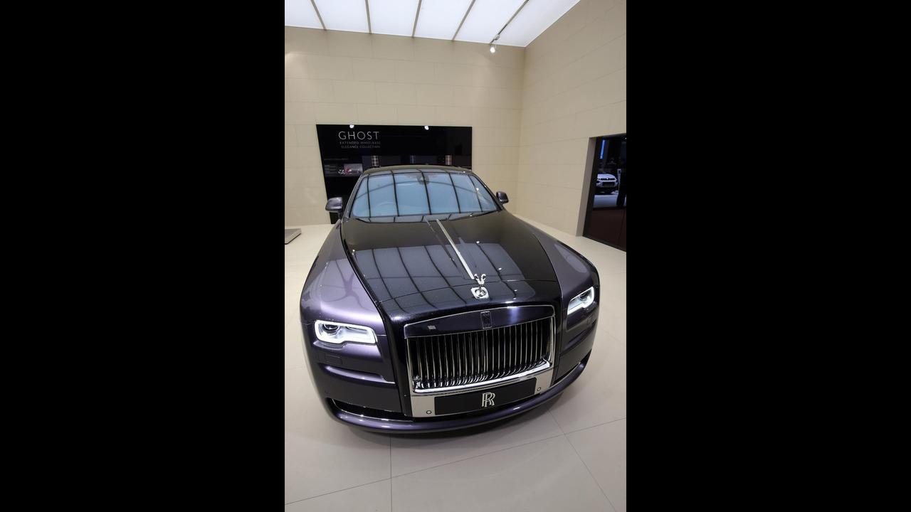Rolls-Royce Ghost Elegance