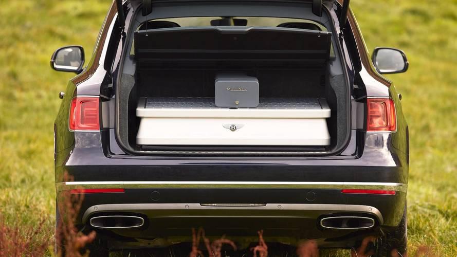 Bentley Bentayga edición especial Field Sports