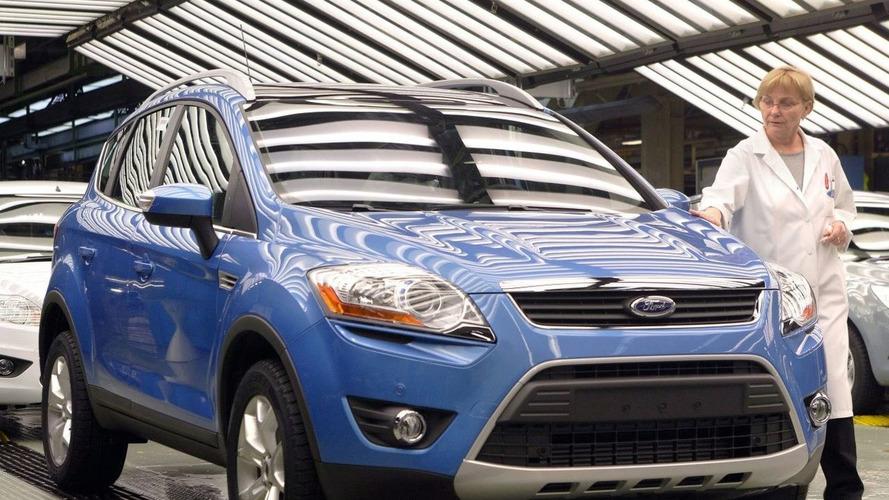 Ford Kuga production start