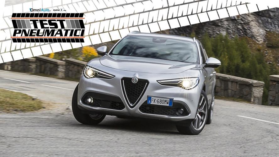 Alfa Romeo Stelvio Q2, non per forza 4x4! Ecco come va con le