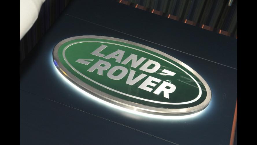 Land Rover al Motor Show di Bologna 2011