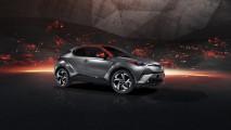 Salone di Francoforte: Toyota C-HR Hy-Power, l'ibrido si fa forte