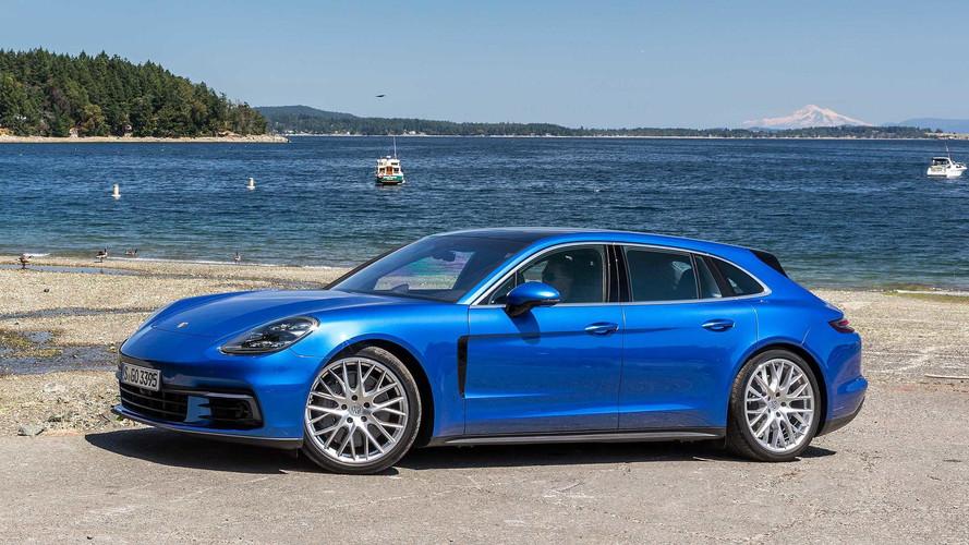 Gana un Porsche Panamera Turbo Sport Turismo de un golpe
