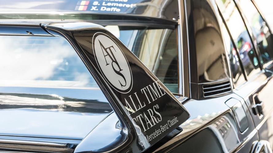 Recriação do Mercedes-Benz 190E 2.5-16 Evo II