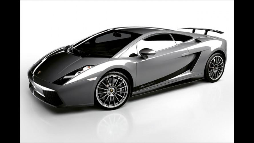 Leicht in Genf: Lamborghini Gallardo Superleggera