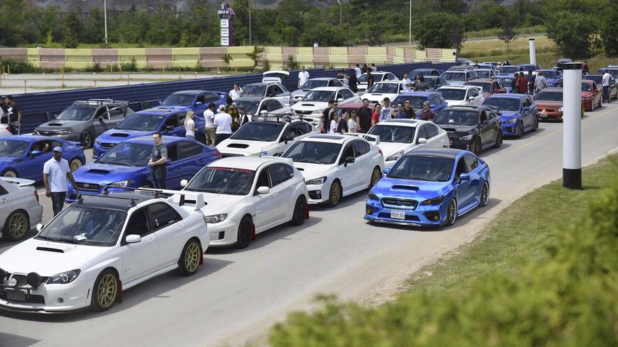 Subaru HyperMeeting 2017: More Fans, More Cars, More Fun