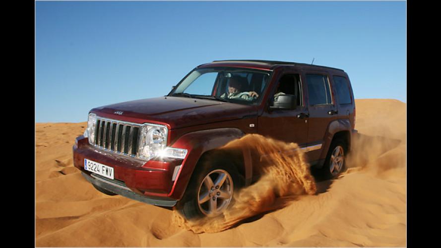Zivilisierter Abenteurer: Der neue Jeep Cherokee im Test