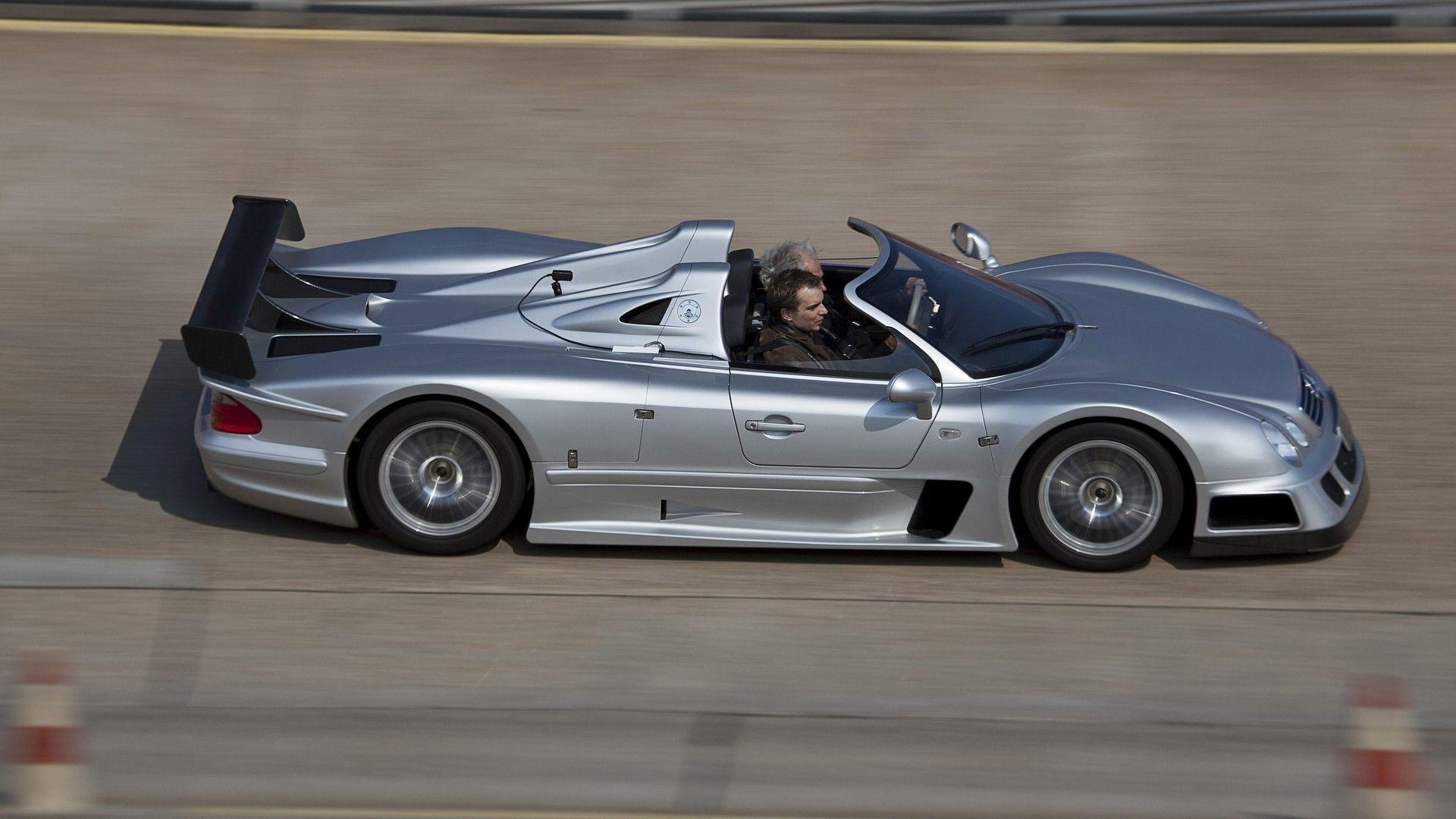 Revisit The Mercedes-AMG CLK GTR In This Short-But-Sweet Video