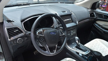Ford Edge Vignale live in Geneva