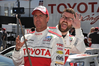 Rutledge Wood Takes Home Gold in Toyota Pro/Celebrity Race