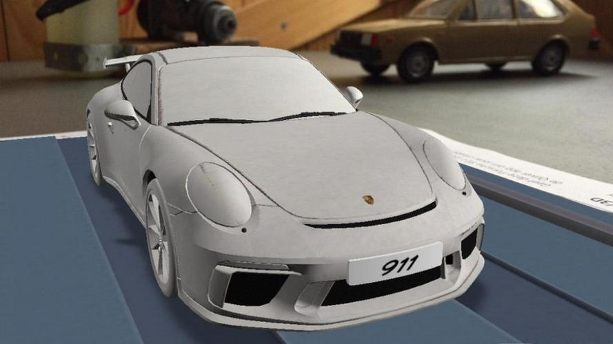 Porsche 911 GT3 2017 : en fuite sur le net ?
